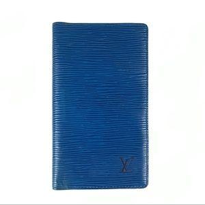 Louis Vuitton Epi Leather Passport Wallet